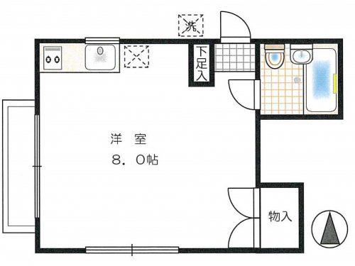 第一グーテンベルクハイム 302号室