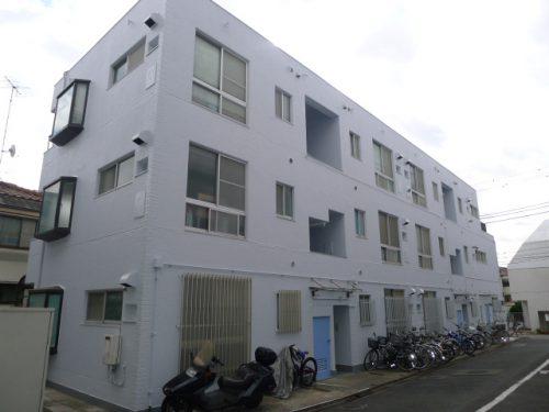 青葉マンション111号室